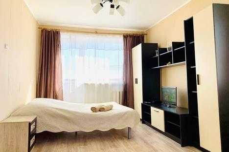 Сдается 1-комнатная квартира посуточно в Орехово-Зуеве, Парковская улица, 16.