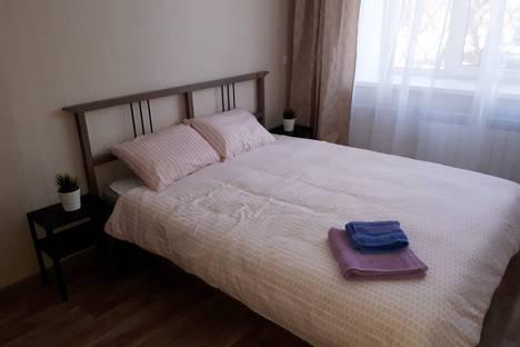 Сдается 1-комнатная квартира посуточно в Иркутске, улица Фридриха Энгельса, 4.