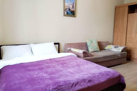 Сдается 1-комнатная квартира посуточно в Санкт-Петербурге, улица Дыбенко, 11к3.
