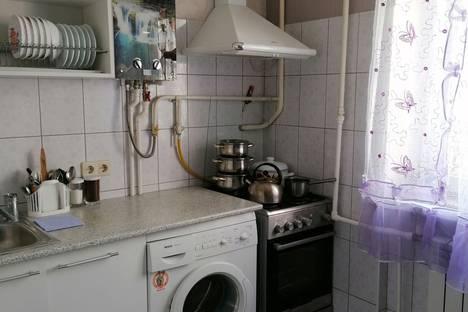 Сдается 2-комнатная квартира посуточно в Новороссийске, проспект Ленина, 91/1.