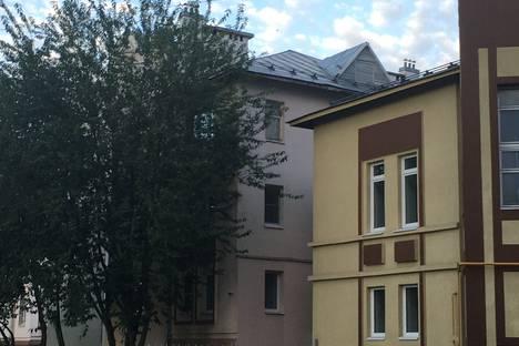 Сдается 1-комнатная квартира посуточно в Ярославле, Малая Пролетарская улица, 43.