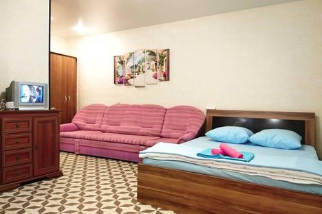 Сдается 1-комнатная квартира посуточно во Владимире, улица Кулибина, 10, подъезд 2.
