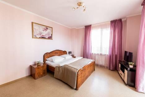 Сдается 3-комнатная квартира посуточно в Самаре, улица Ерошевского, 18.