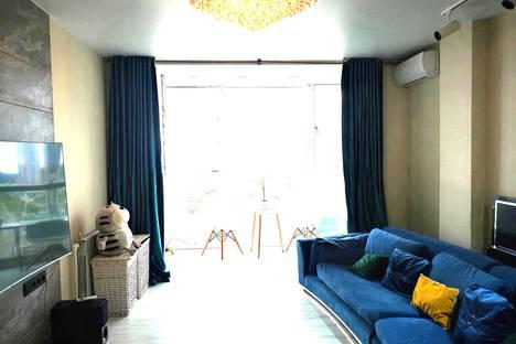 Сдается 2-комнатная квартира посуточно, улица Крыгина, 86В.