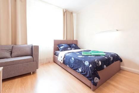 Сдается 1-комнатная квартира посуточно в Щёлкове, Щёлково, микрорайон Богородский, 16.