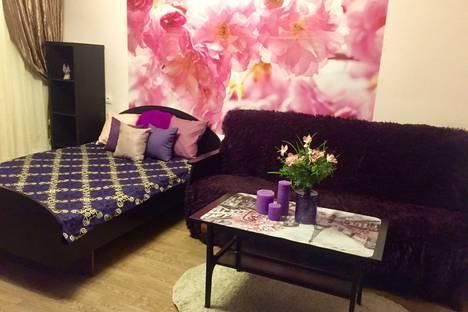 Сдается 1-комнатная квартира посуточно, улица Братьев Кашириных, 89, подъезд 6.