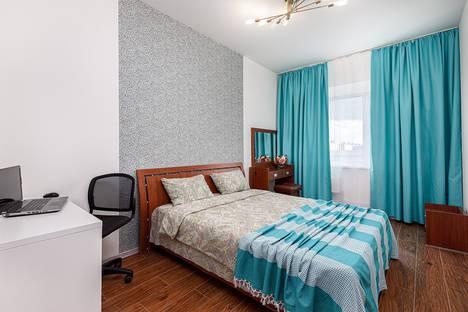 Сдается 2-комнатная квартира посуточно, Ханты-Мансийский автономный округ,Интернациональная улица, 45.