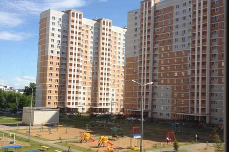 Сдается 1-комнатная квартира посуточно, Павшинский мост1, кор.5.