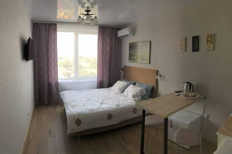 Сдается 1-комнатная квартира посуточно в Краснодаре, жилой массив Пашковский, улица Кирова, 199.