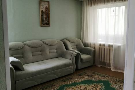 Сдается 1-комнатная квартира посуточно в Нефтеюганске, Ханты-Мансийский автономный округ,3-й микрорайон, 12.