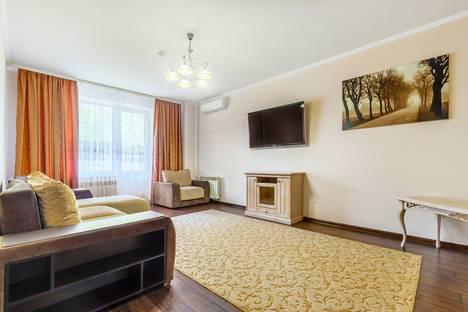 Сдается 2-комнатная квартира посуточно в Ростове-на-Дону, Лермонтовская улица, 48.