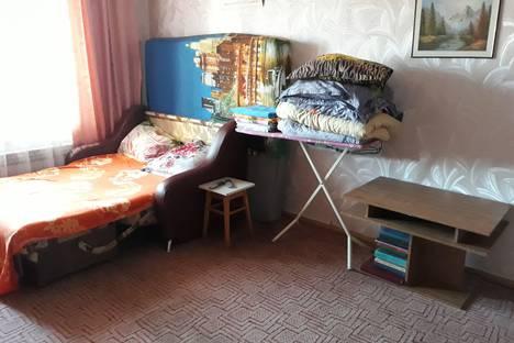 Сдается 1-комнатная квартира посуточно, улица Москатова, 27.