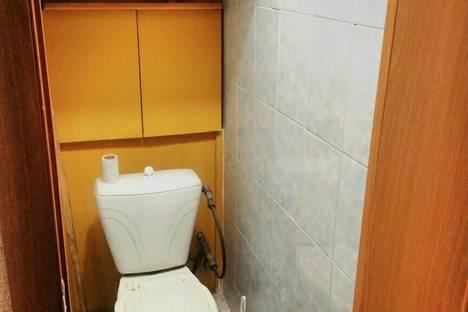 Сдается 1-комнатная квартира посуточно в Шерегеше, Таштагольский район, посёСоветская улица, 3.