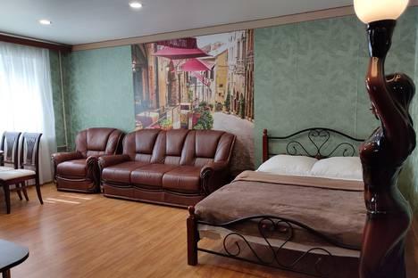 Сдается 1-комнатная квартира посуточно в Твери, Новоторжская улица, 22к1.