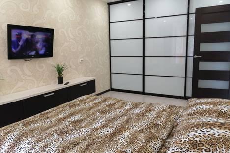 Сдается 1-комнатная квартира посуточно, улица Кадыкова, 22.