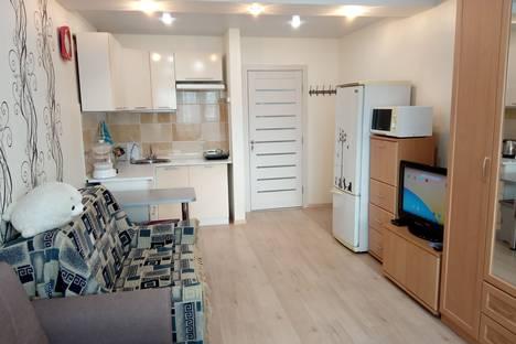 Сдается 1-комнатная квартира посуточно в Чебоксарах, проспект 9-й Пятилетки, 22к2.