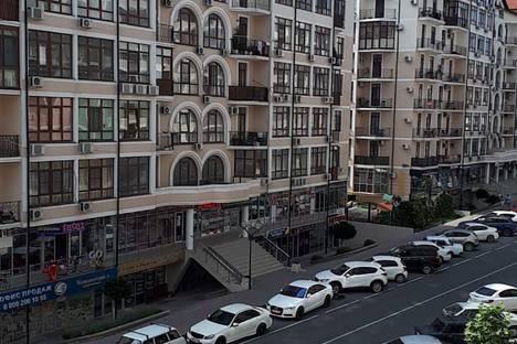 Сдается 1-комнатная квартира посуточно, Крымская улица, 22к1.
