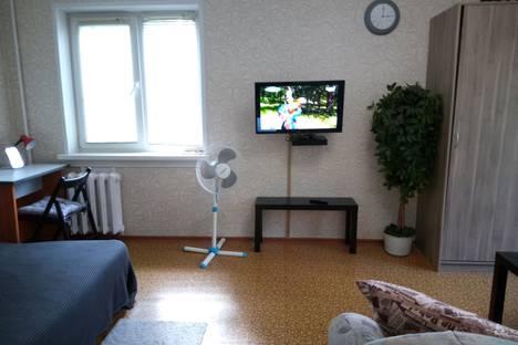 Сдается 1-комнатная квартира посуточно в Новосибирске, Советский район, микрорайон Академгородок, Академическая улица, 8.
