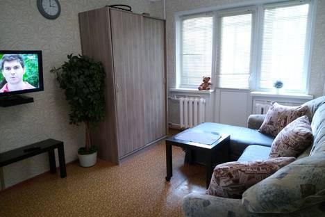 Сдается 1-комнатная квартира посуточно, Советский район, микрорайон Академгородок, Академическая улица, 8.