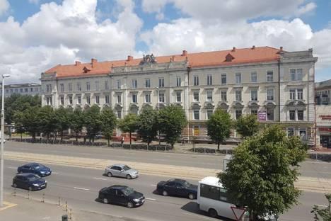 Сдается 2-комнатная квартира посуточно в Калининграде, Ленинский проспект, 68.