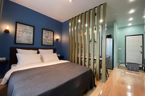 Сдается 1-комнатная квартира посуточно, Рязанский проспект, 2/1к4П.