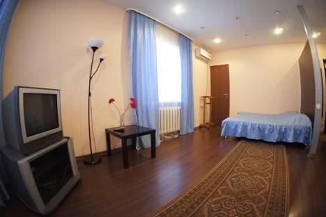Сдается 1-комнатная квартира посуточнов Уфе, Коммунистическая,84.