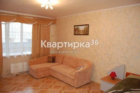 Сдается 1-комнатная квартира посуточнов Воронеже, ул. Владимира Невского 19 Б.