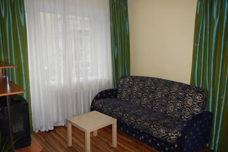 Сдается 1-комнатная квартира посуточнов Екатеринбурге, ул. Малышева,17а.