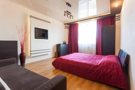 Сдается 1-комнатная квартира посуточно в Калининграде, Эпроновская 1, 6-ой этаж.