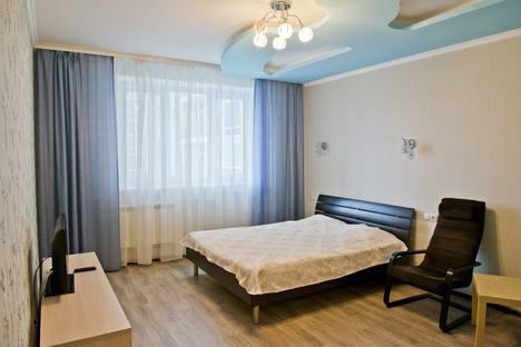 Сдается 1-комнатная квартира посуточно в Новосибирске, Овражная 13.