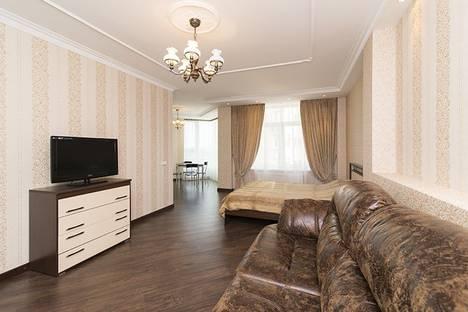 Сдается 1-комнатная квартира посуточнов Екатеринбурге, ул. Шевченко 18.