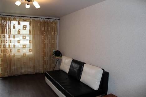 Сдается 1-комнатная квартира посуточнов Казани, Минская ул., 40.