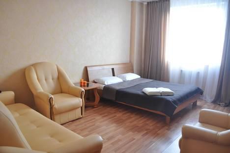 Сдается 1-комнатная квартира посуточнов Калининграде, Эпроновская 1, 10-й этаж.
