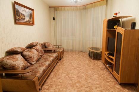 Сдается 2-комнатная квартира посуточно в Нижневартовске, ул Куропаткина 1.