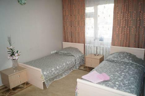 Сдается 1-комнатная квартира посуточно в Салехарде, ул. Арктическая, 4.