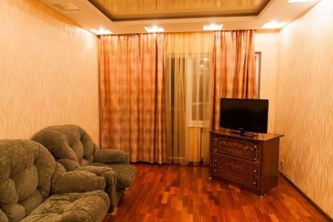 Сдается 2-комнатная квартира посуточно в Нижневартовске, Ленина 9/3.