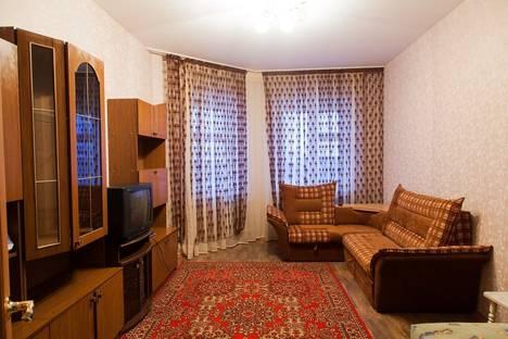 Сдается 1-комнатная квартира посуточнов Нижневартовске, ул. Нефтяников, 20.