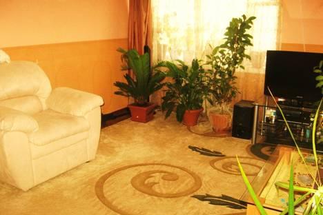 Сдается 1-комнатная квартира посуточнов Саратове, Крымская ул., 21.