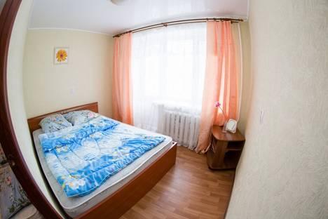 Сдается 2-комнатная квартира посуточнов Томске, улица Красноармейская, д. 48.