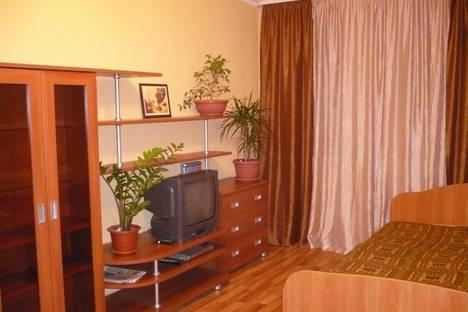 Сдается 1-комнатная квартира посуточнов Уфе, Степана Халтурина 41/1.