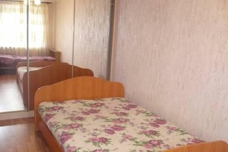 Сдается 2-комнатная квартира посуточнов Уфе, Проспект Октября 21.