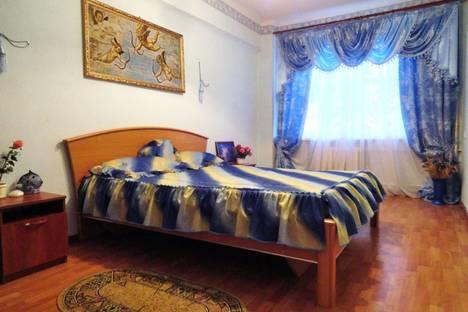 Сдается 3-комнатная квартира посуточно в Нижнем Новгороде, проспект Ильича, 29.