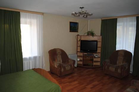 Сдается 1-комнатная квартира посуточно в Иркутске, улица Богдана Хмельницкого, 35.