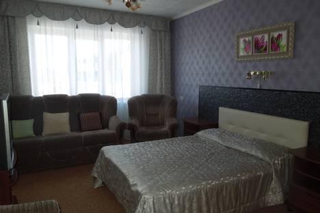 Сдается 3-комнатная квартира посуточно в Белокурихе, улица Братьев Ждановых дом 3.