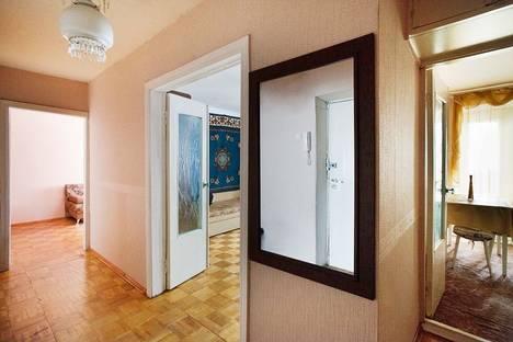 Сдается 2-комнатная квартира посуточнов Тюмени, Ленина, 57.