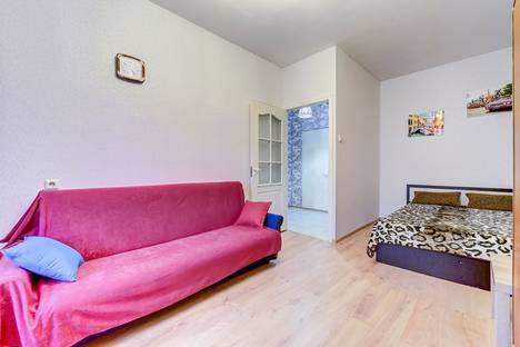 Сдается 1-комнатная квартира посуточно в Санкт-Петербурге, Ленсовета 88.