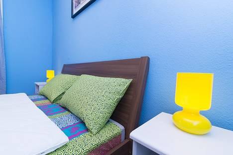 Сдается 2-комнатная квартира посуточнов Берёзовском, Малышева 4Б.