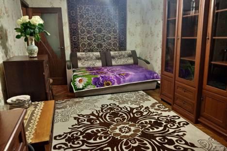 Сдается 2-комнатная квартира посуточно в Калининграде, улица Генерала Соммера, 34.