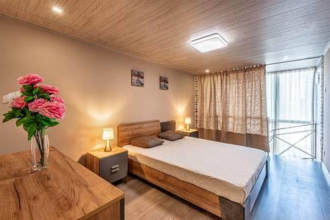 Сдается 1-комнатная квартира посуточно в Москве, Автозаводская улица, 23к7.