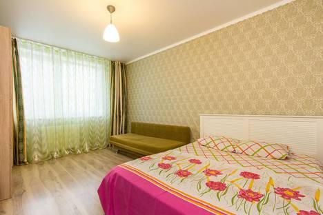 Сдается 1-комнатная квартира посуточно в Калининграде, Минусинская улица, 17.